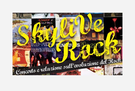 Skyline Live Rock