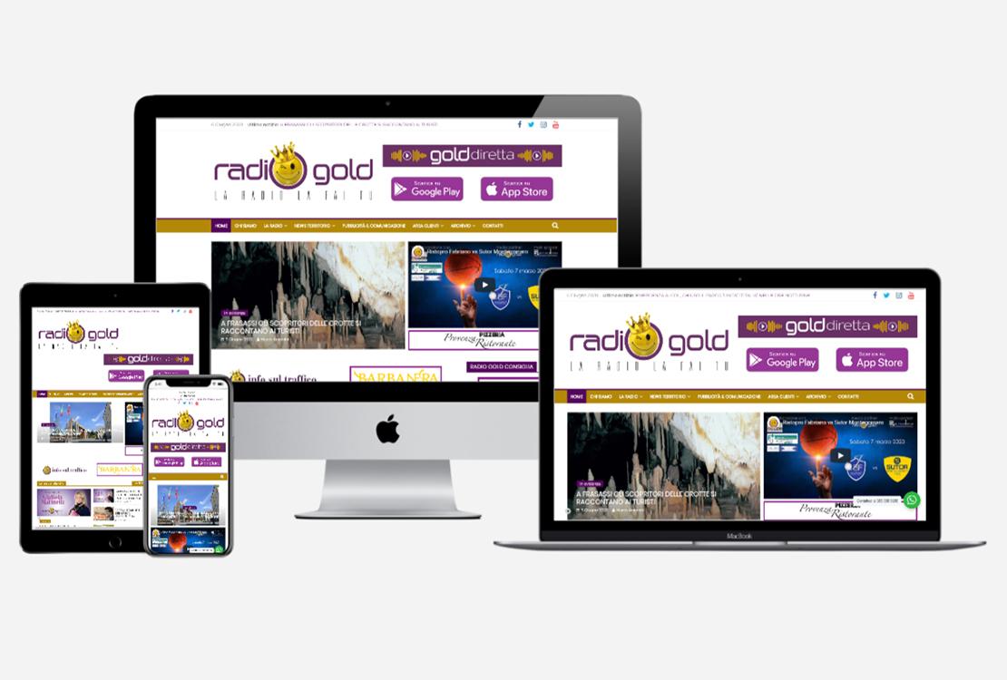 Radiogold.tv