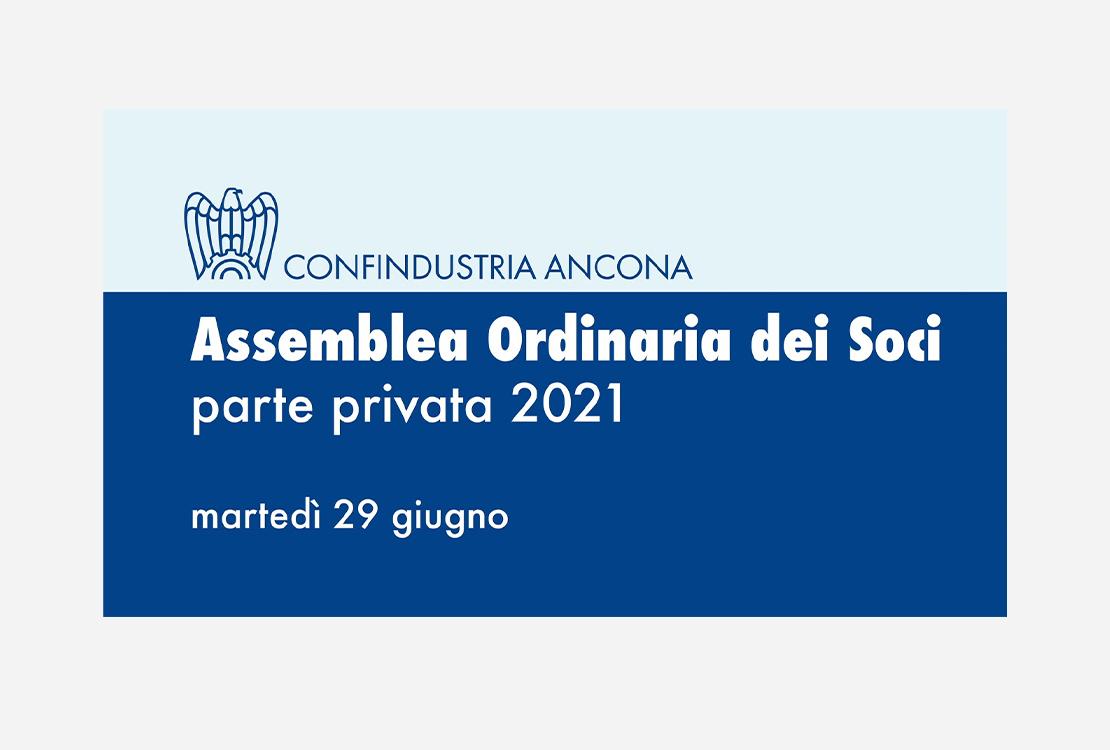 Assemblea Soci Confindustria Ancona